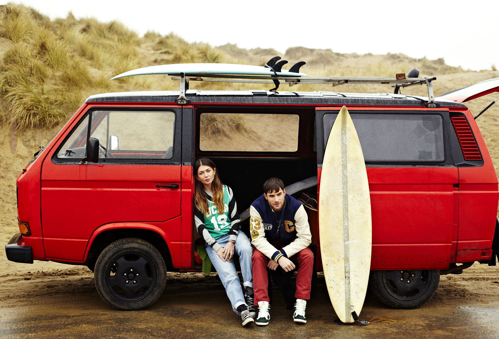 issie-gibbons-fashion-stylist-UCLA-AW14-surf-camper-van