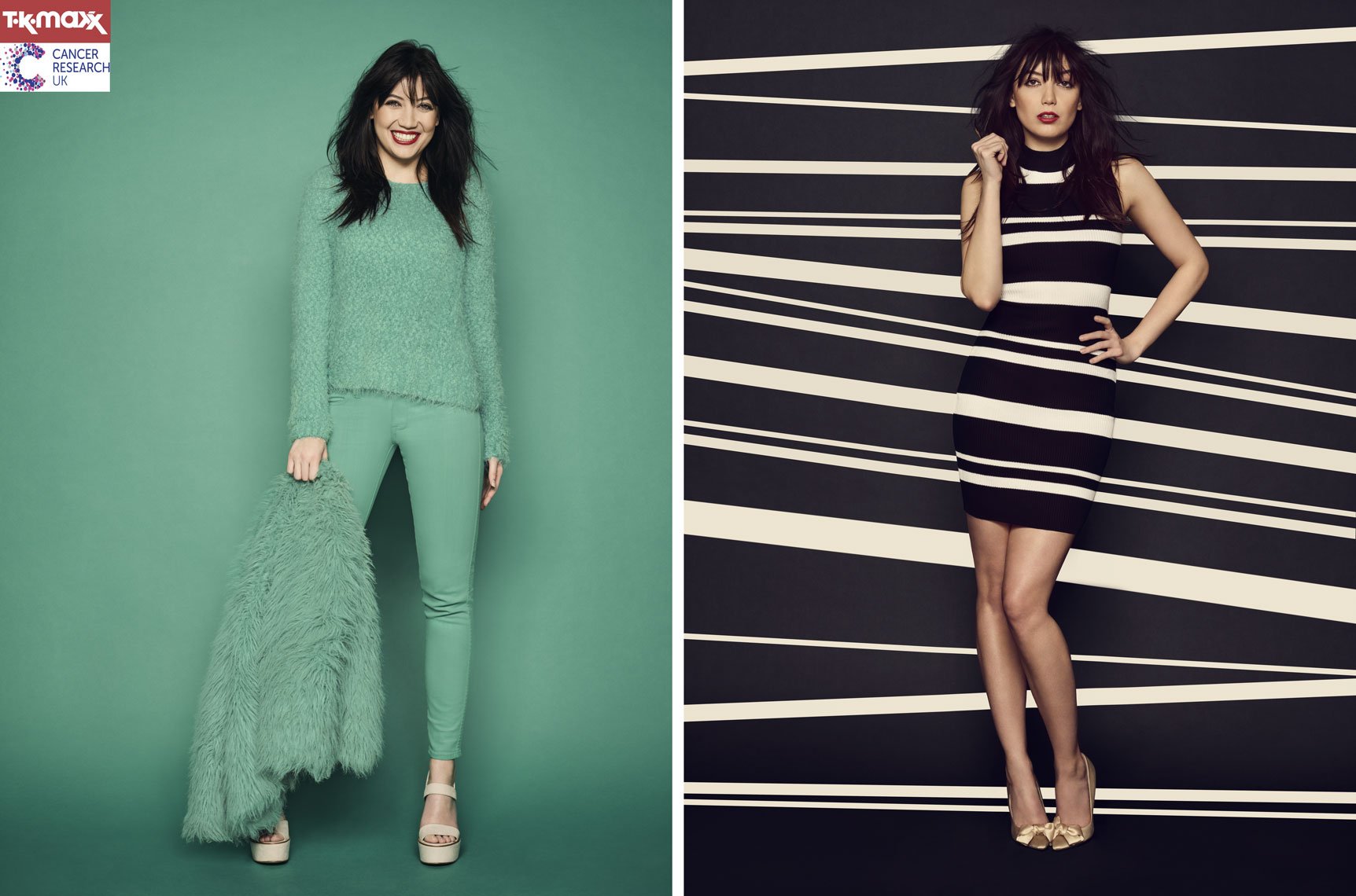 issie-gibbons-fashion-stylist-jason-bell-tk-maxx-cancer-research-uk-daisy-lowe-GUYCFG-turquoise