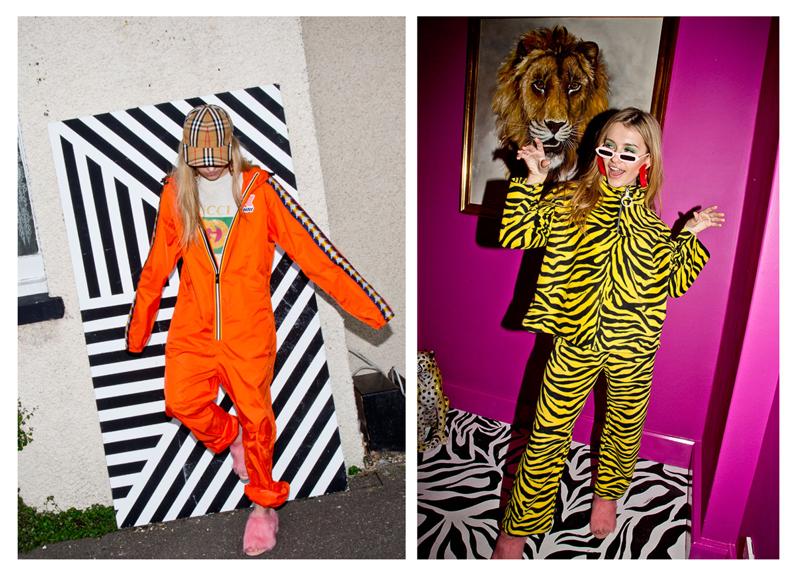 issie-gibbons-fashion-stylist-kappa-gucci-burberry-zebra-fluff-margate