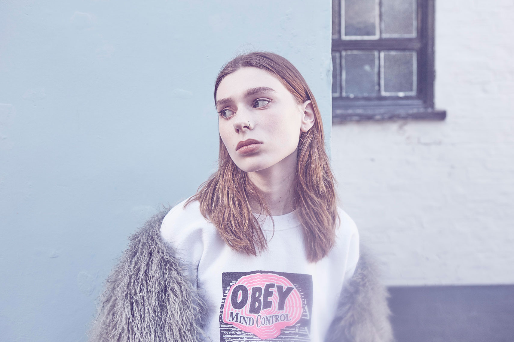 issie-gibbons-fashion-stylist-margate-stories-collective-pink-obey-fluff